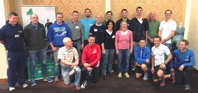 Coach Education Winter Training Seminar