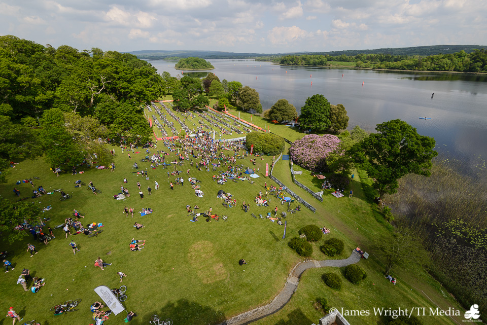 Lough Cutra 2016 Ariel Shot