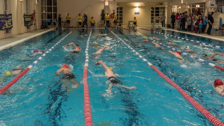 Predator 5km Swim Pool 2016