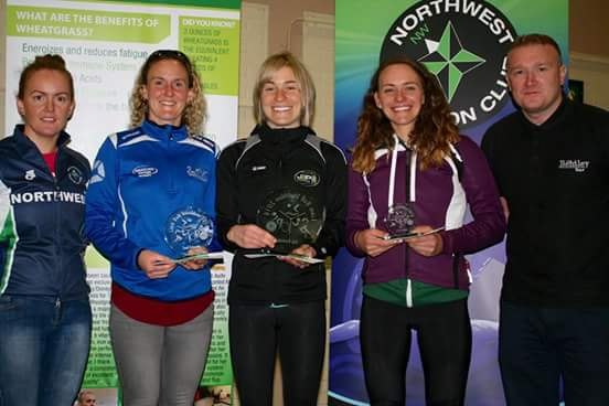 Liam Ball Women's Podium 2016