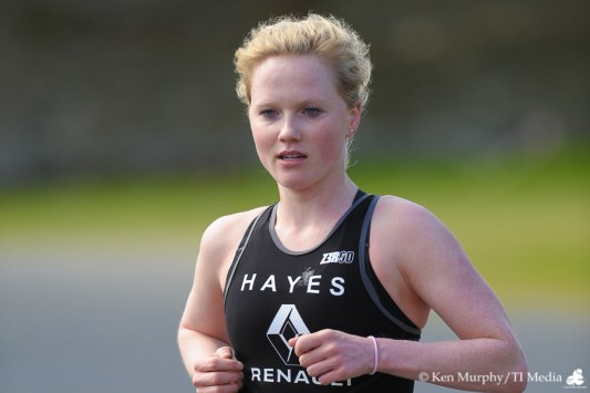 Carolyn Hayes North Tipp Sprint
