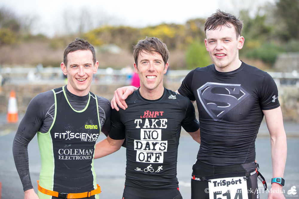 Connemara Men's Podium