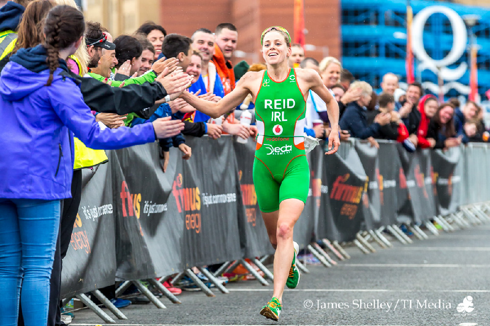 Aileen Reid Derry Finish