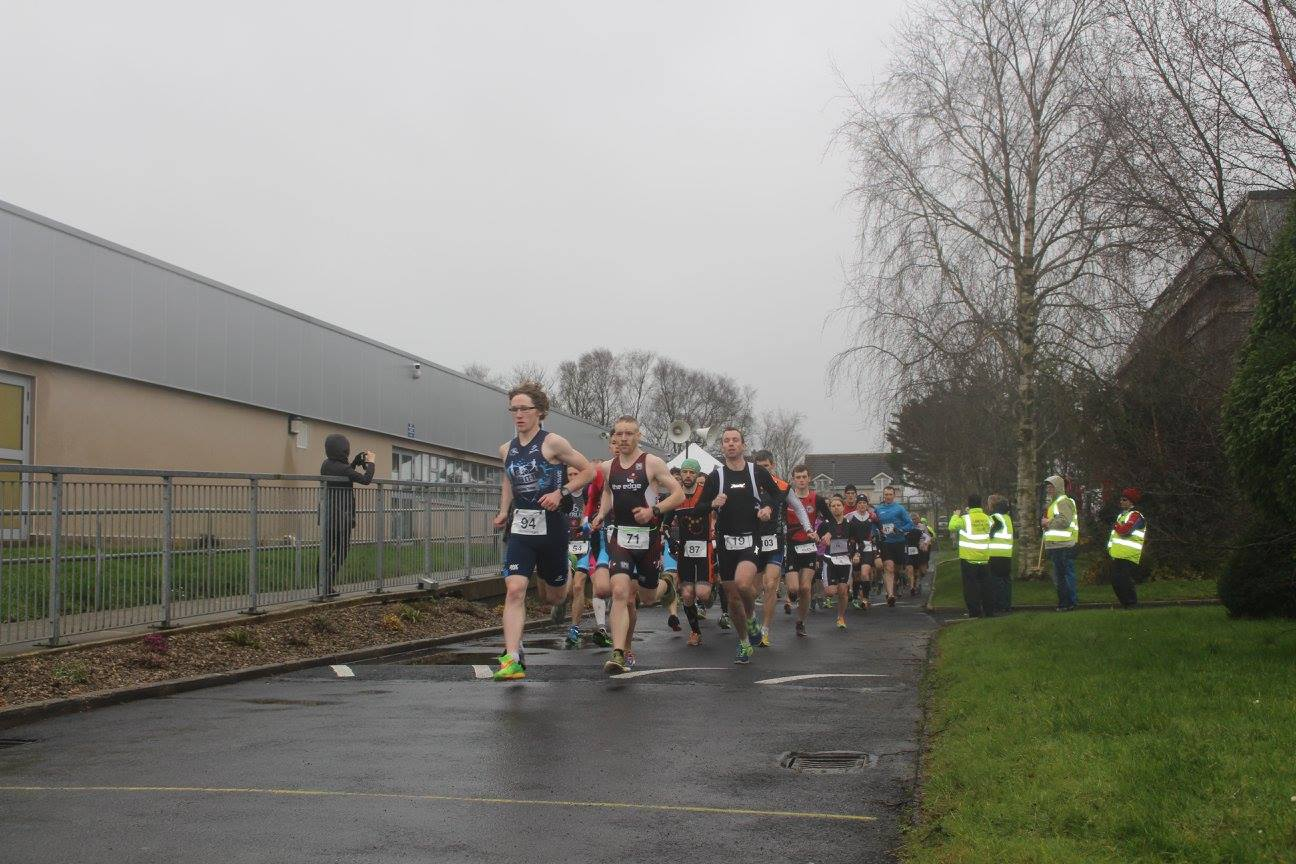 Limerick Duathlon Feb Start