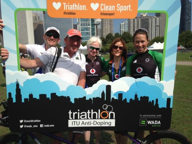 Clean Sport - Para Team Chicago 2015