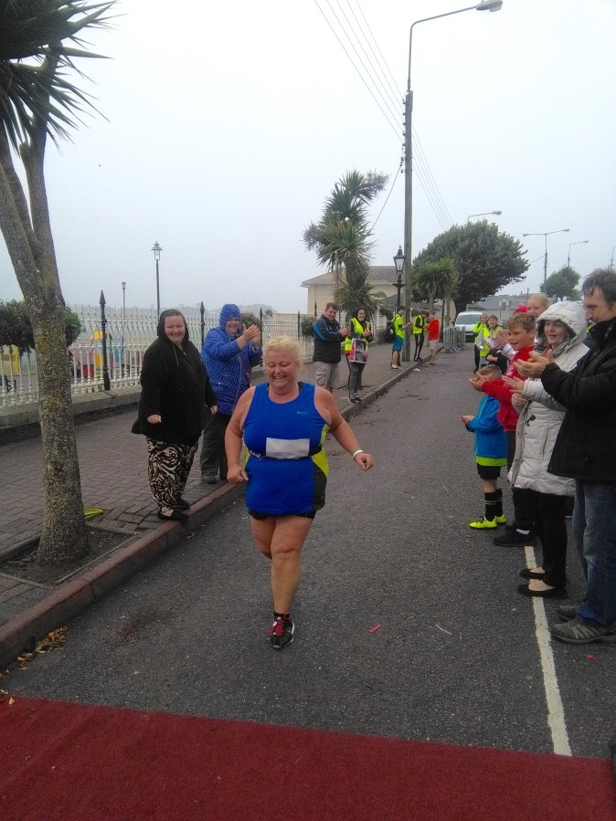 Teena Gates Cobh Run