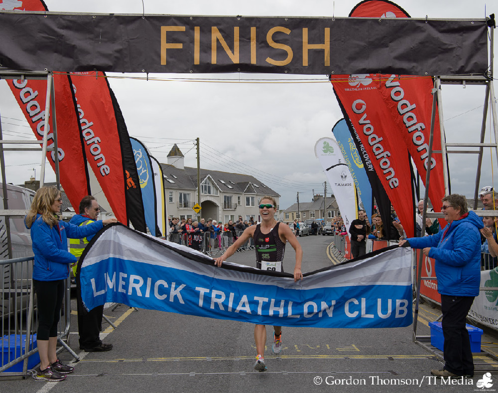 Laura Tighe HOTW 2016 Finish Line1