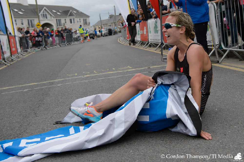 Laura Tighe HOTW 2016 Finish Line2