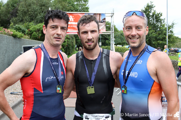 Lough Neagh 2016 Men's Podium