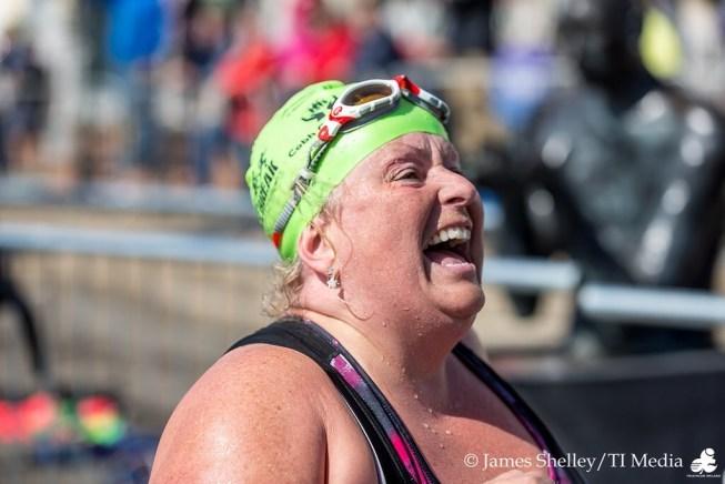 Teena Gates Cobh Swim