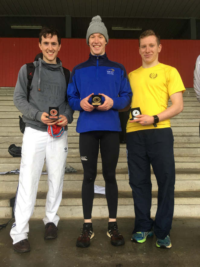 Intervarsities duathlon champs men's pod 2017