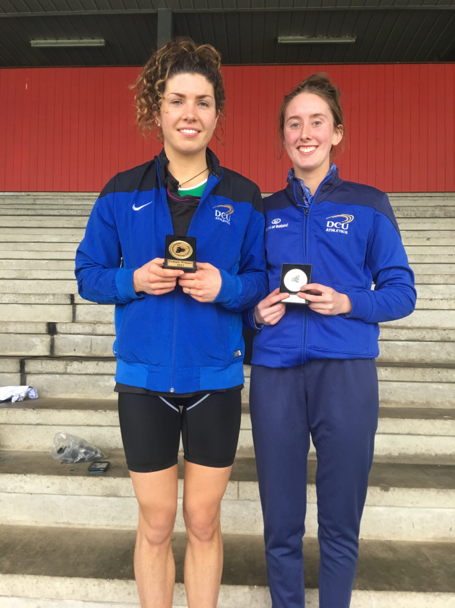 Intervarsities duathlonwomen's podium 2017