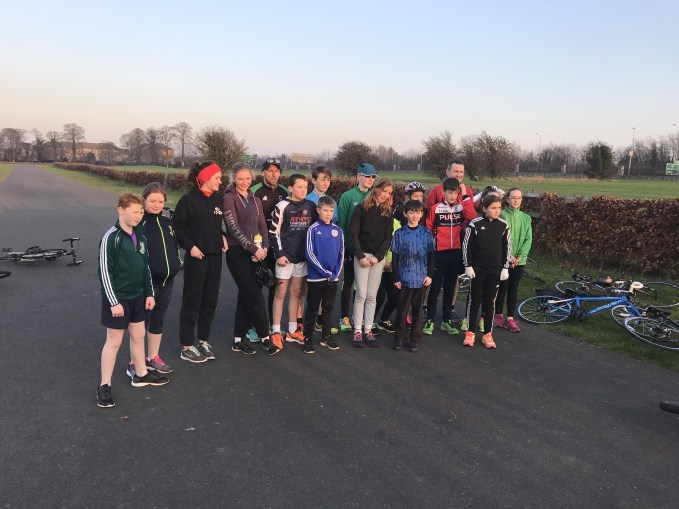 Junior Inter Club Training January