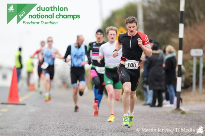 National Duathlon Champs Preview Pic with Logo