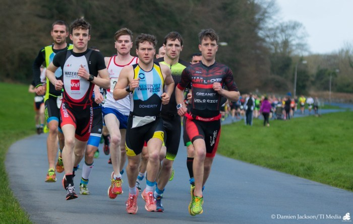 National Duathlon Champs 2017 Group Run