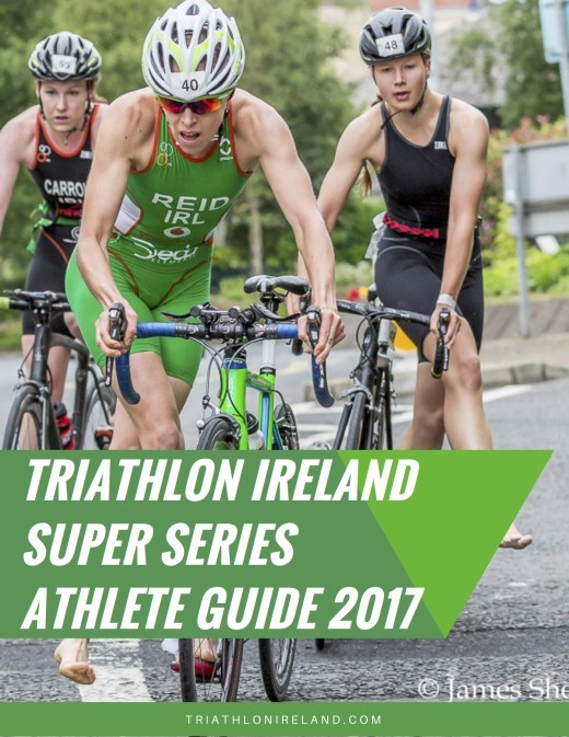 Super Series Athlete Guide Cover Page