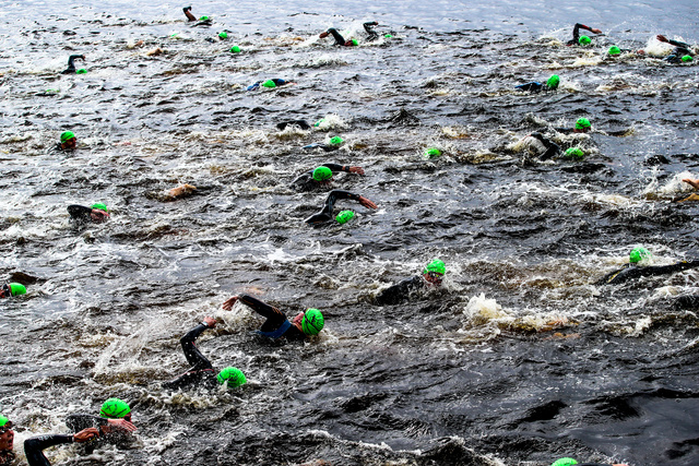 General Swim Shot City of Derry 2017