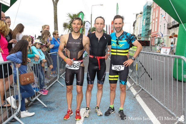 Men's Podium Jailbreak Triathlon 2017