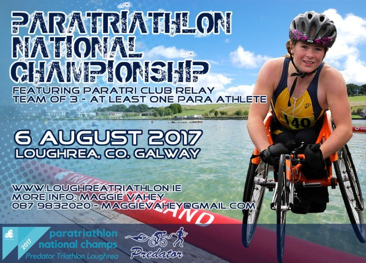 Paratriathlon Relay