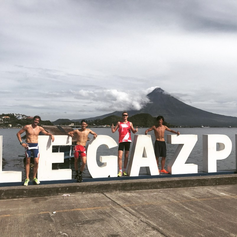 Mount Mayon Group Pic