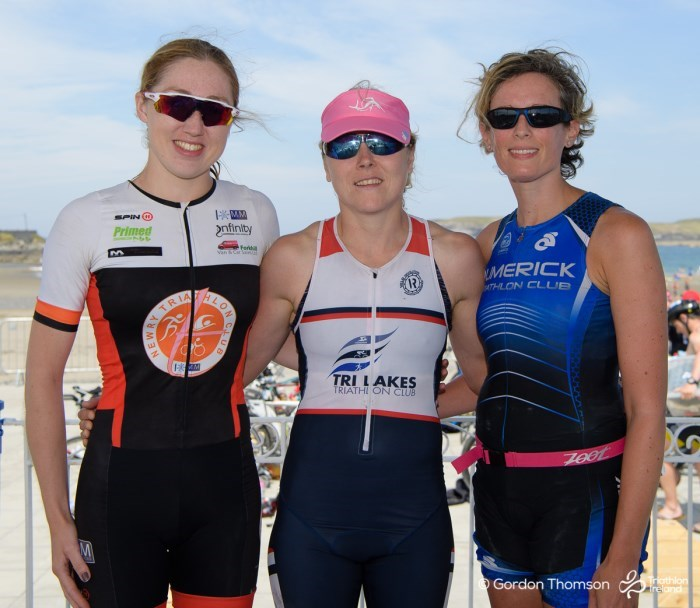 Hell of the West 2018_Womens Podium