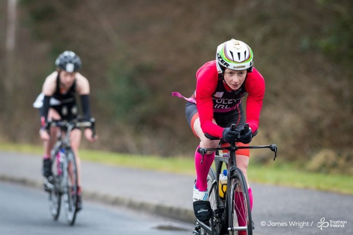 National Duathlon Champs 2018 - Heather Foley Bike