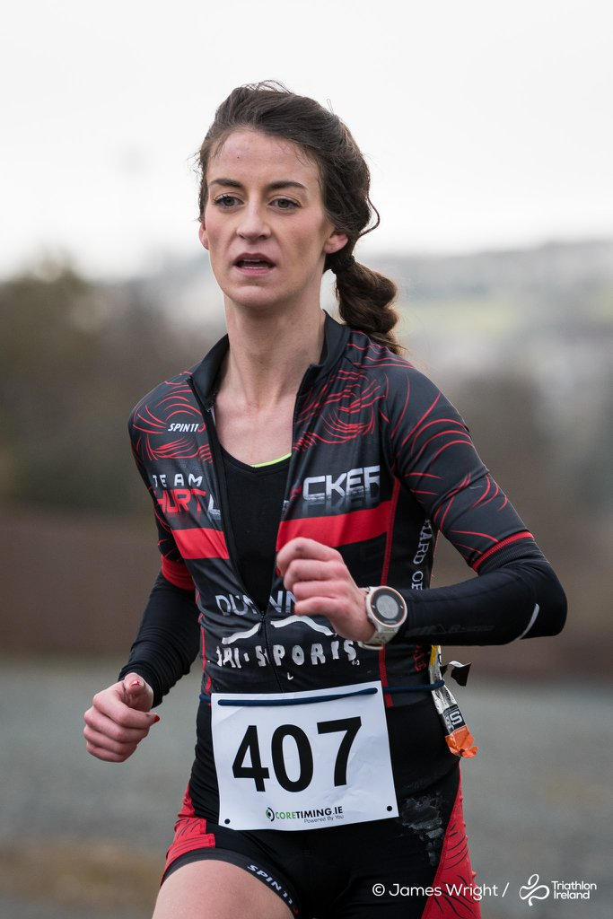 National Duathlon Champs 2018 - BDunne Run