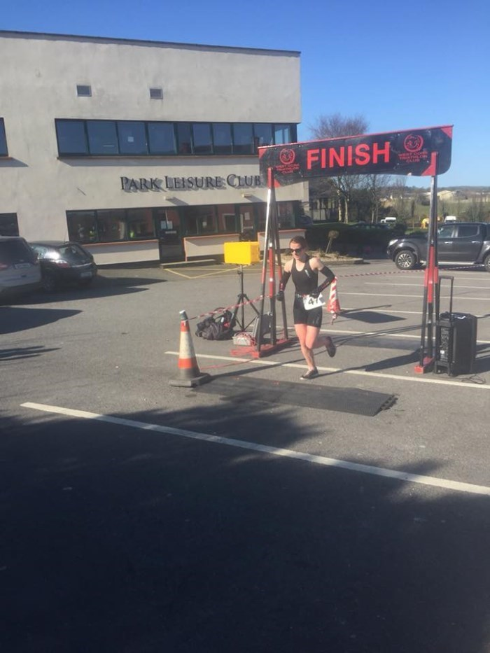 Ciara Wilson - West Cork Duathlon