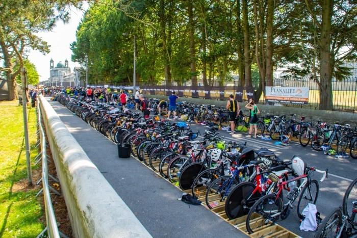 Triathlone 2018_Transition