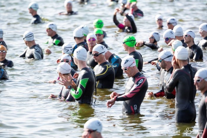 Lough Neagh 2018 Swim Start