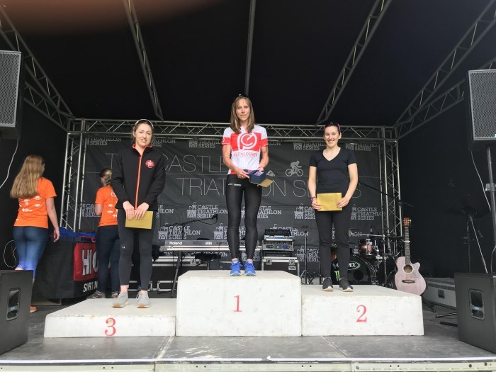 Lough Cutra 2018 NS Womens Podium