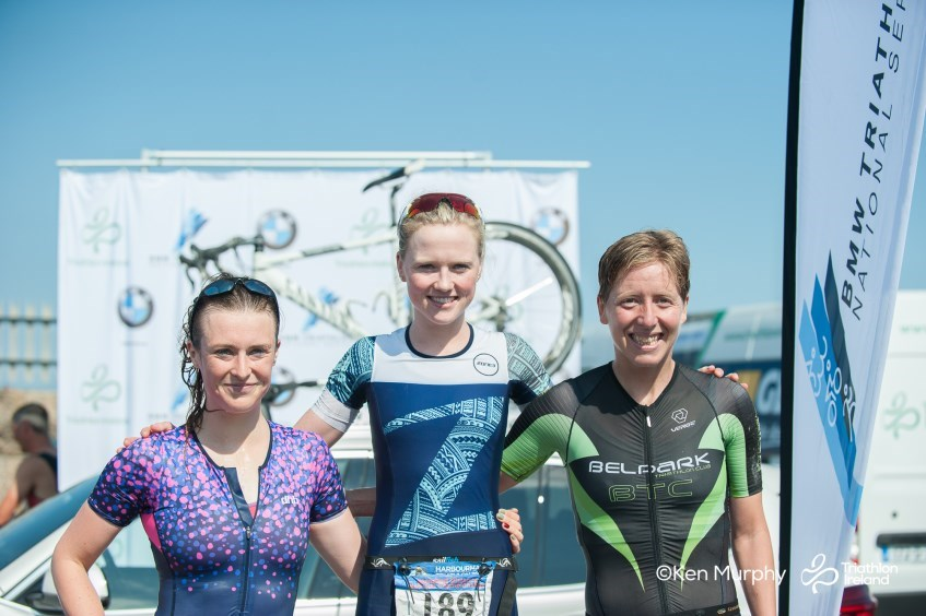 Harbourman 2018 Women's Podium