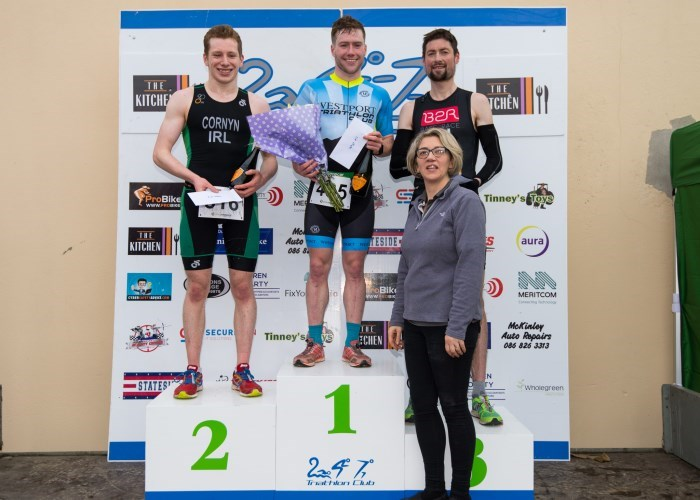 National Duathlon Champs 2018 - Mens Podium