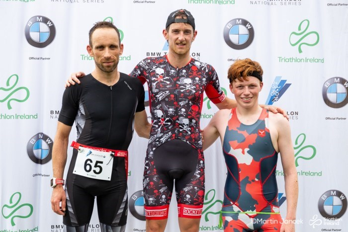 Loughrea 2018 Men's Podium2