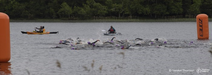 Aquabike National Champs2019_swim