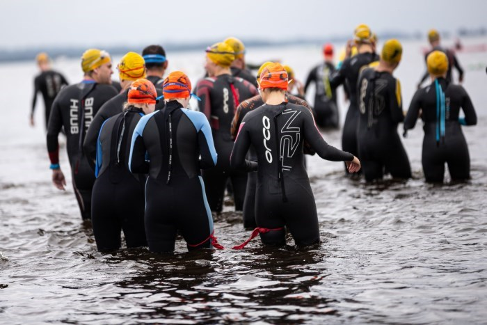 Lough Neagh 2019 - Swim start