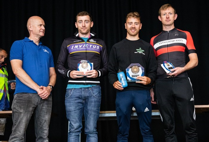Lough Neagh 2019 - Men's Podium