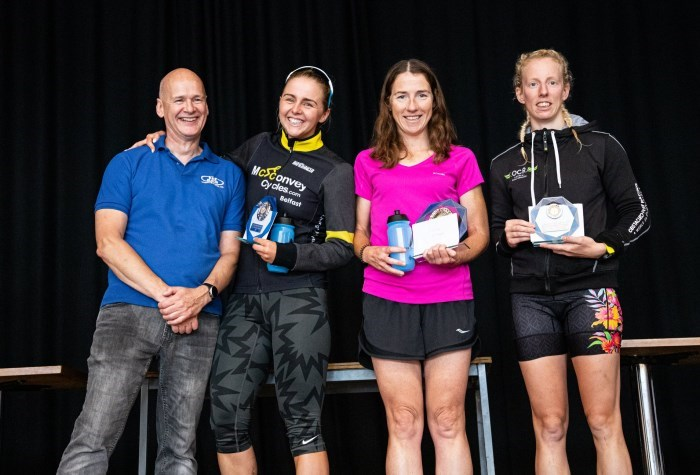 Lough Neagh Women's Podium 2019