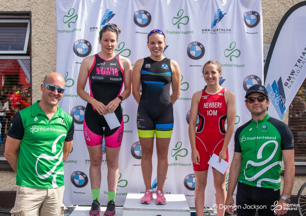 DCT Elite National Champs Women's Podium