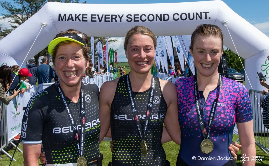 Hook or by Crook 2019 Women's Podium