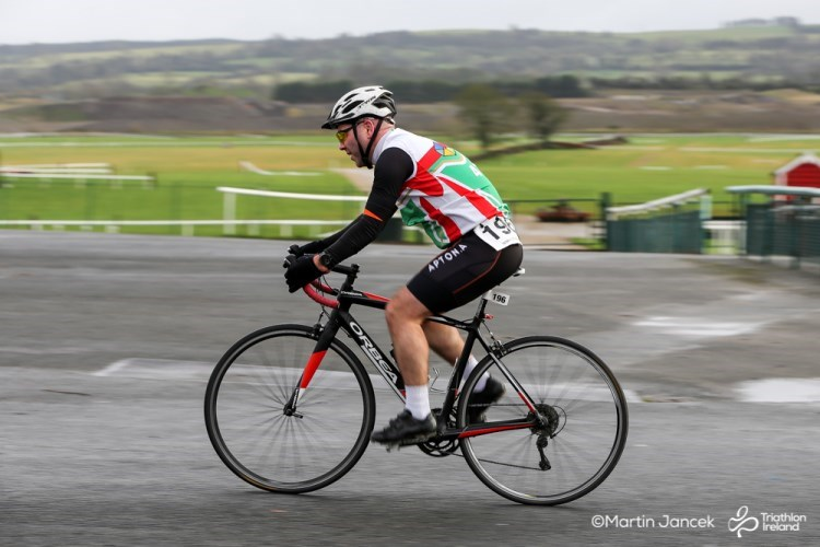 Naas Duathlon Man on Bike Generic