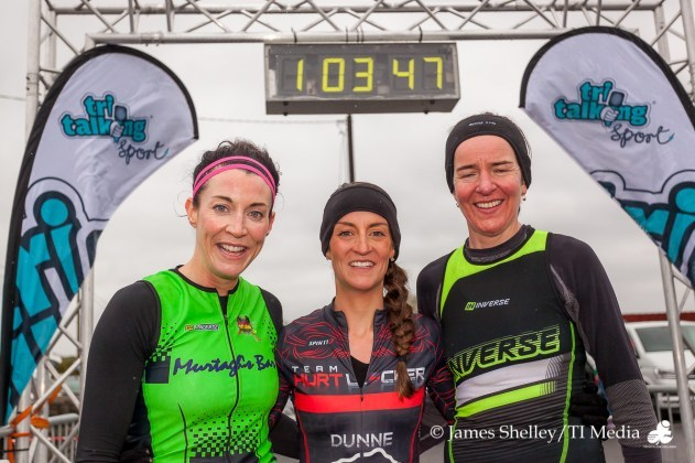 Tribesman Women's Podium