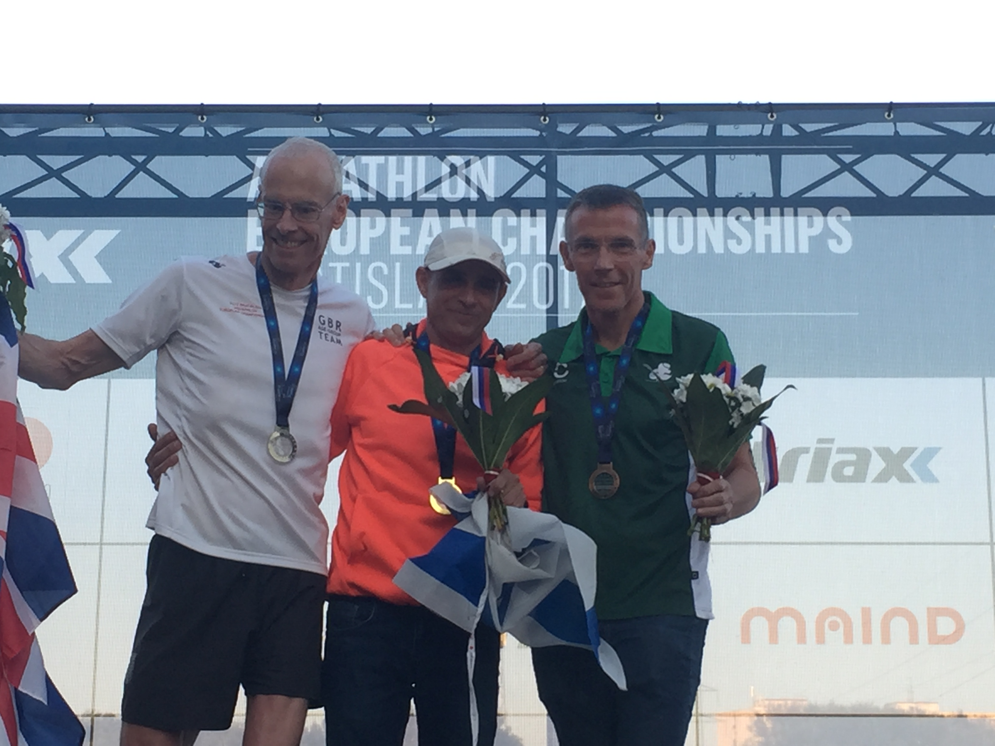 Neil-Cooper-Podium-Euro-Aquathlon-Age-Group-Champs-2017